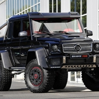 Mercedes-Benz G63 AMG 6x6 B63S 700 by Brabus