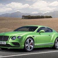 Bentley Continental GT Speed (2015)