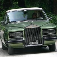 Rolls-Royce Phantom VI Frua Drophead Coupe