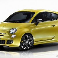 Fiat 500 Coupe by Zagato