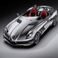 Mercedes-Benz McLaren SLR Stirling Moss Edition