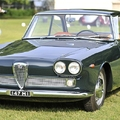 Alfa Romeo 2000 Coupe Praho Superleggera by Touring