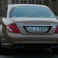 Mercedes-Benz CL 63 AMG (designo mysticbraun)