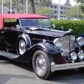 Packard Victoria V12 Convertible