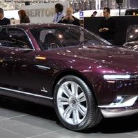 Jaguar B99 by Bertone