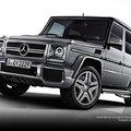 Breaking News: Mercedes-Benz G 63 AMG (2012) - ELSŐ HIVATALOS FOTÓK!