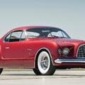 Chrysler D'Elegance by Ghia