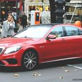 Mercedes-Benz W222 S63 AMG (Feueropal)