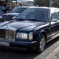 Bentley Arnage 450 HR Limousine by Mulliner