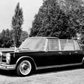 Mercedes-Benz W100 600 Pullman Landaulet Papst Paul VI