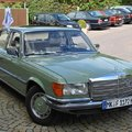 Mercedes-Benz (W116) 350 SE