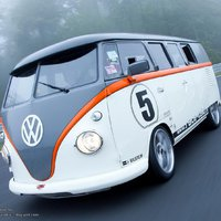 Volkswagen T1 Race Taxi by Fred Bernhard