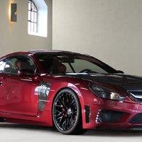 Mercedes-Benz SL Carlsson Super GT C25 Royale