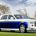 Rolls-Royce Phantom Yas Eagle Edition