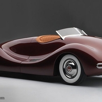 Buick Streamliner by Norman Timbs