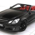 Mercedes-Benz E V12 Cabriolet by Brabus