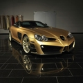 Mercedes-Benz SLR McLaren Renovatio by Mansory