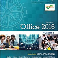Exploring Microsoft Office 2016 Volume 1 (Exploring For Office 2016 Series) Downloads Torrent