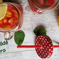 Ha már csak egy hűsítő italt próbálsz ki ezen a nyáron, ez a görögdinnye-limonádé legyen az