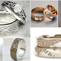 80 igazán különleges karikagyűrű, amire csak igent lehet mondani