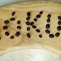 Pár perc alatt elkészíthető egyszerű kávés díszek