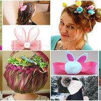 Elhatároztam: ráveszlek, hogy neked is ünnepi frizurád legyen húsvétkor!
