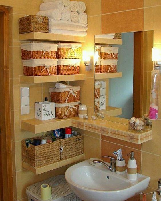 A fürdőszoba-rendszerezés és rendrakás első 7 vasszabálya - A ...