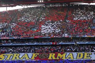 A Real Madridé a BL serleg