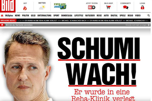 Felébredt a kómából Schumacher!