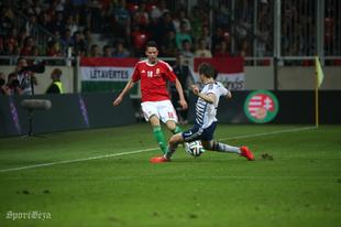 Magyarország-Dánia 2:2