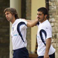 Pirlo vs Gattuso - Újabb őrült sztori látott napvilágot