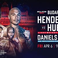 Újra Budapesten a Bellator Kickboxing!