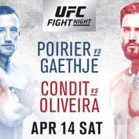 UFC Fight Night Glendale – Esélylatolgatás