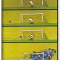 Kriszta: A gömbérzék (foci és a pontos célkitűzés)