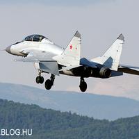 Szuhojok, MiG-ek és az Antonov - keleti típusparádé Sliac-on