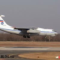 A Putyin airlines Ferihegyen - Oh those russians...