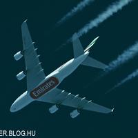 Emirates A380 A6-EDP