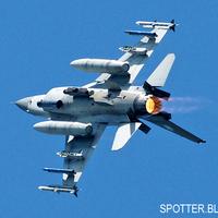 F-16-os parádé Volkelben