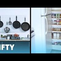 Kicsi a konyhád? Alig férnek el benne a cuccok? Itt a megoldás!