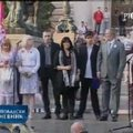 Mladić-ügy: rendőrattak Belgrádban (videó)