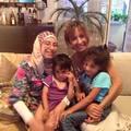Szíriai családot fogadott be egy belgrádi nő