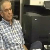 A YouTube-on egy videó Sanader ügyészségi kihallgatásáról
