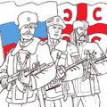 Szerb önkéntesek harcolnak Putyin oldalán