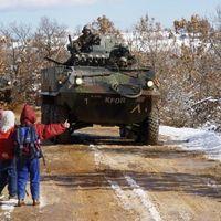 A koszovói villongásokat üzemanyagcsempészek szítják