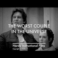 A világegyetem legrosszabb szerelmespárja