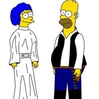 Simpsonék starwarsosodnak