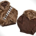Chewbacca kabát