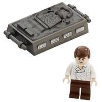 Lego minifigure: Solo lefagyasztva