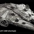 Az Ezeréves Sólyom - Millennium Falcon [18.]