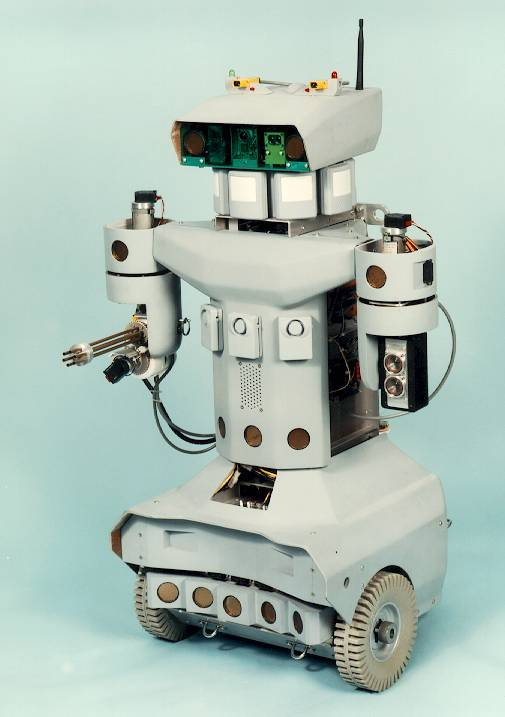 Robotok a lakásvédelemben?